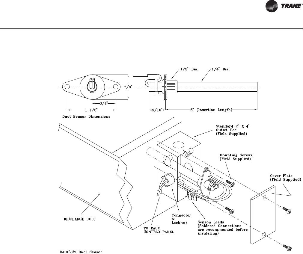 Page 67 of Trane Air Conditioner RAUC-C40 User Guide