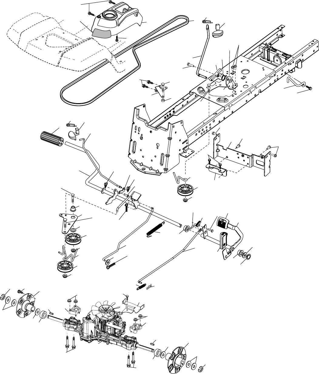 Page 34 of Husqvarna Lawn Mower YTH1848XPT User Guide