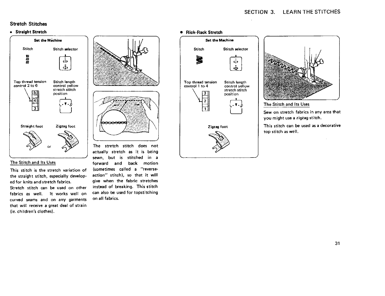 Page 32 Of Sears Sewing Machine 385 User Guide