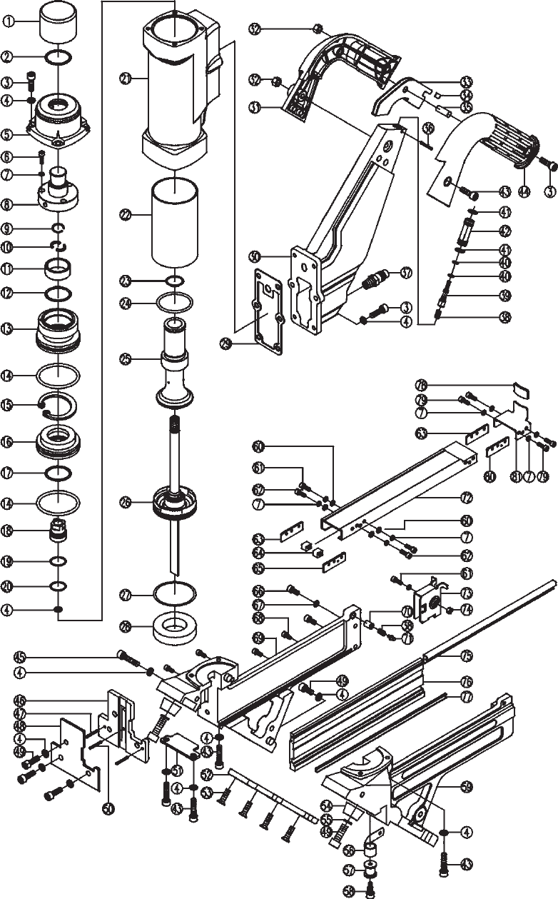 Harbor Freight Item Number 47407 Wiring Diagram : 47