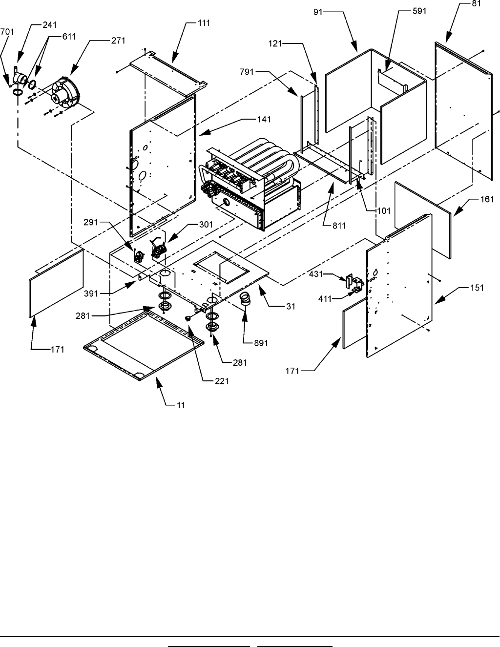 Page 8 of Goodman Mfg Furnace ACVC90704CXAA User Guide