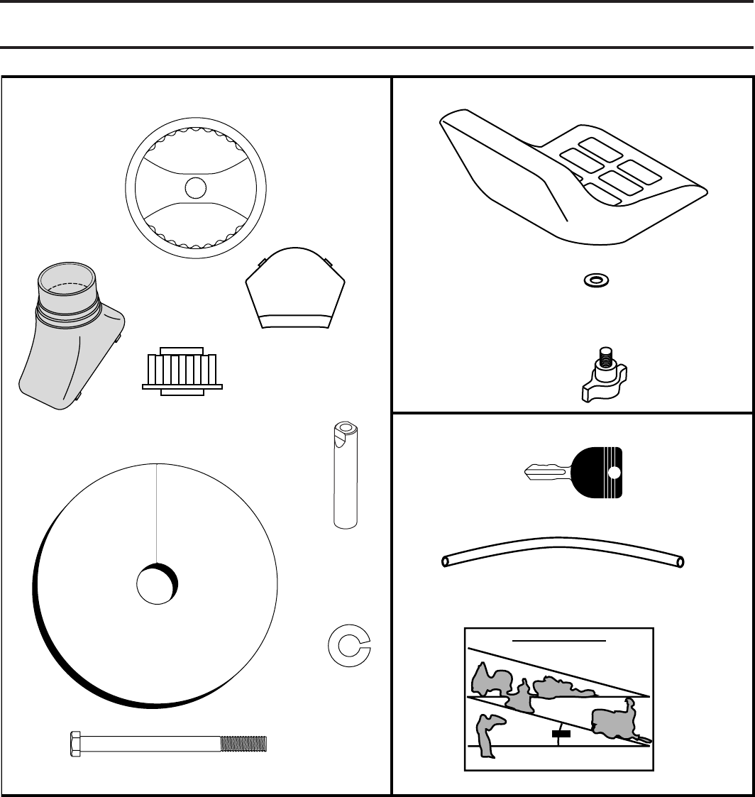 Page 5 of Murray Lawn Mower 96017000600 User Guide