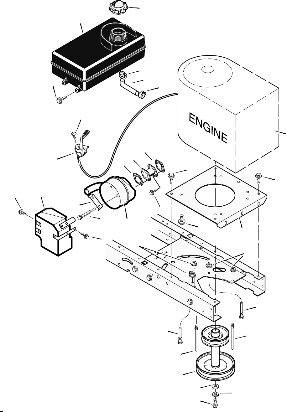 Page 46 of Rover Lawn Mower 405606x108A User Guide