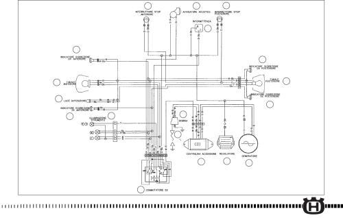 small resolution of page 231 of husqvarna motorcycle wr 360 user guide manualsonline com1994 wr 250 wiring diagram