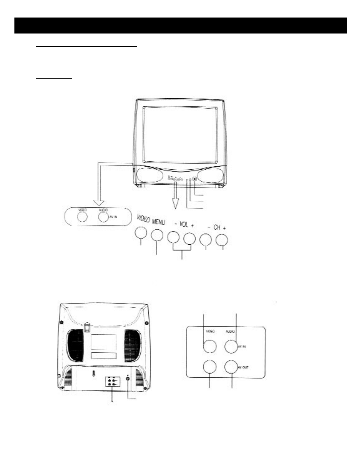 Page 9 of Apex Digital Flat Panel Television AT2002 User