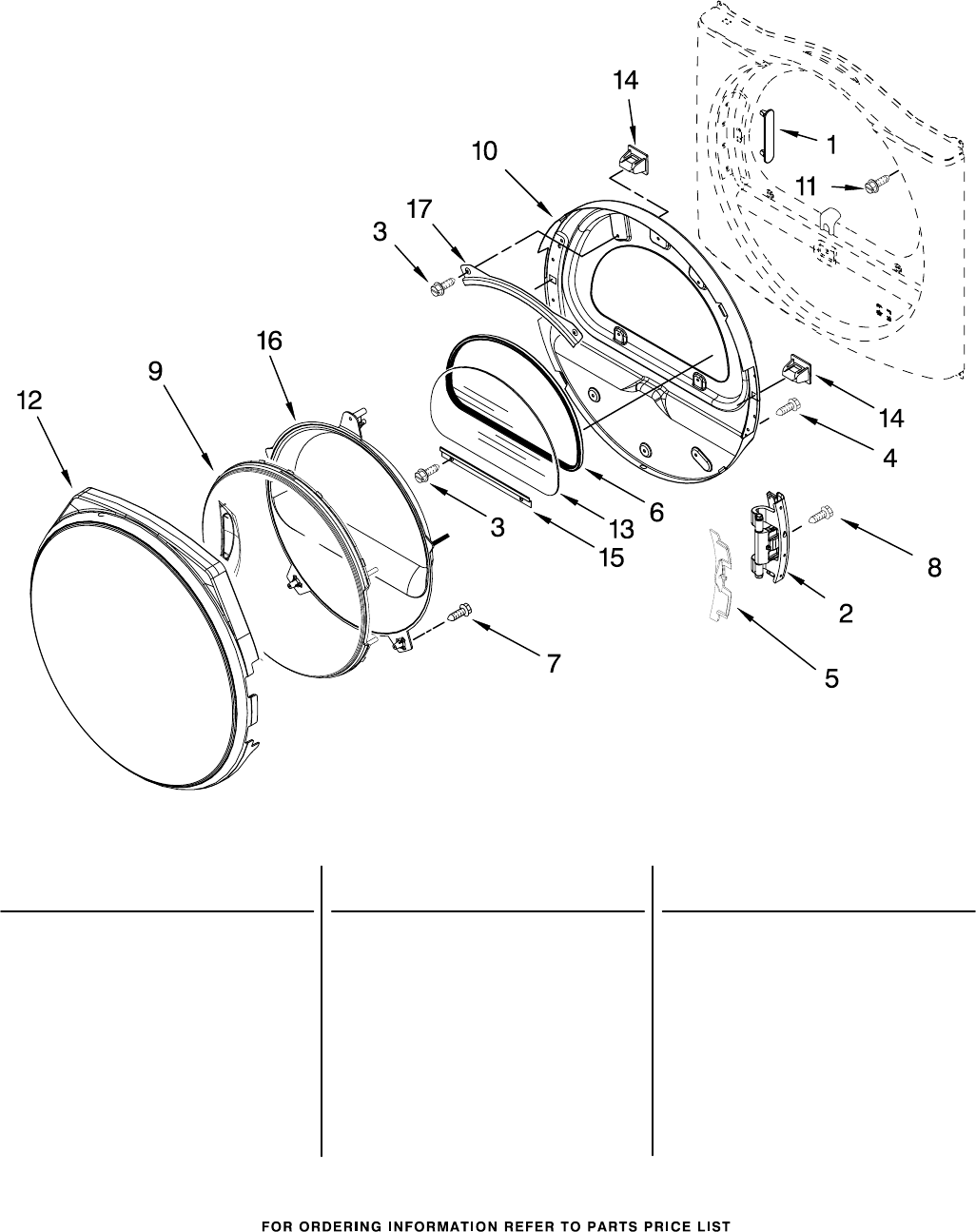 Page 9 of Whirlpool Clothes Dryer WGD8300SW1 User Guide