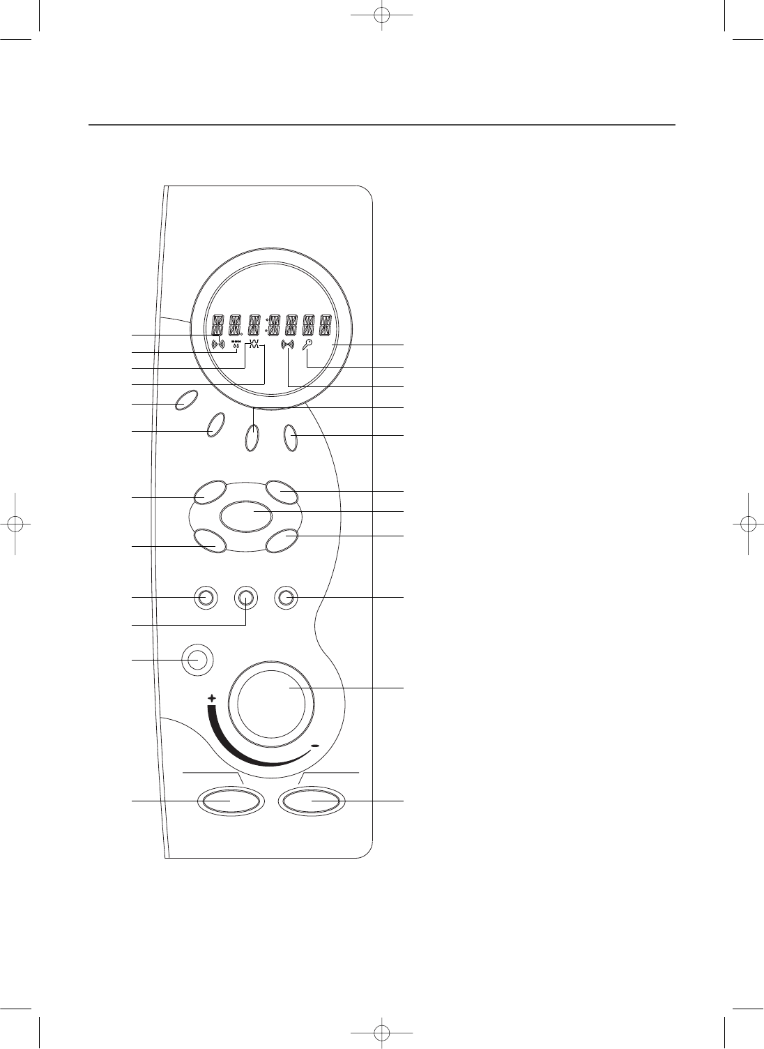 Page 6 of Daewoo Microwave Oven KOC-1B0K User Guide