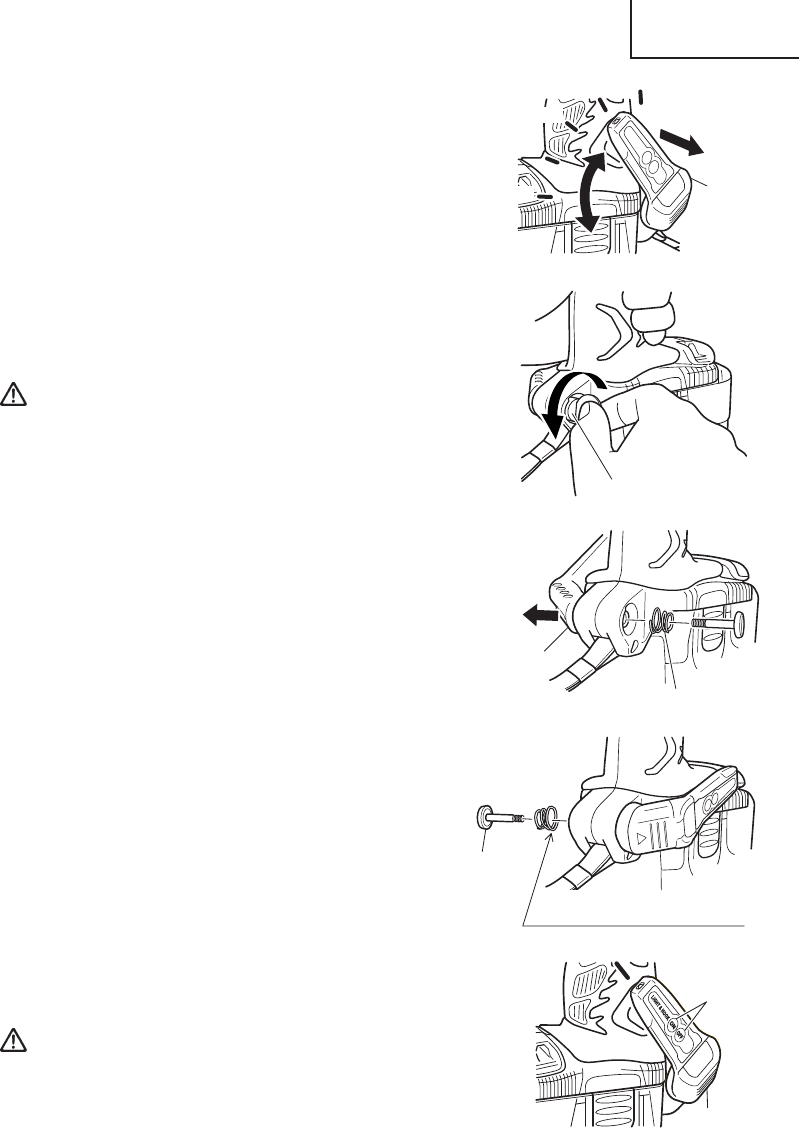 Page 77 of Hitachi Drill DS 18DMR User Guide