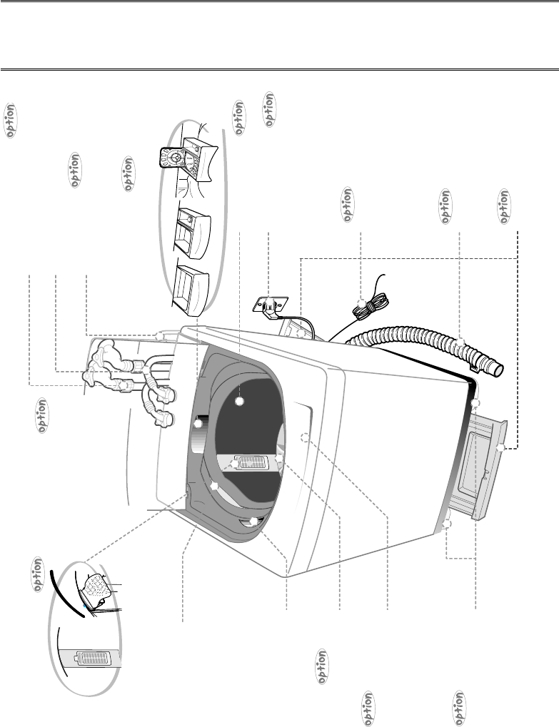 Page 4 of Samsung Washer DC68-01518Q User Guide