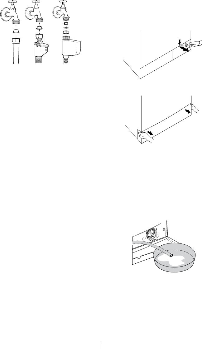 Page 25 of Beko Washer WM74155LW User Guide