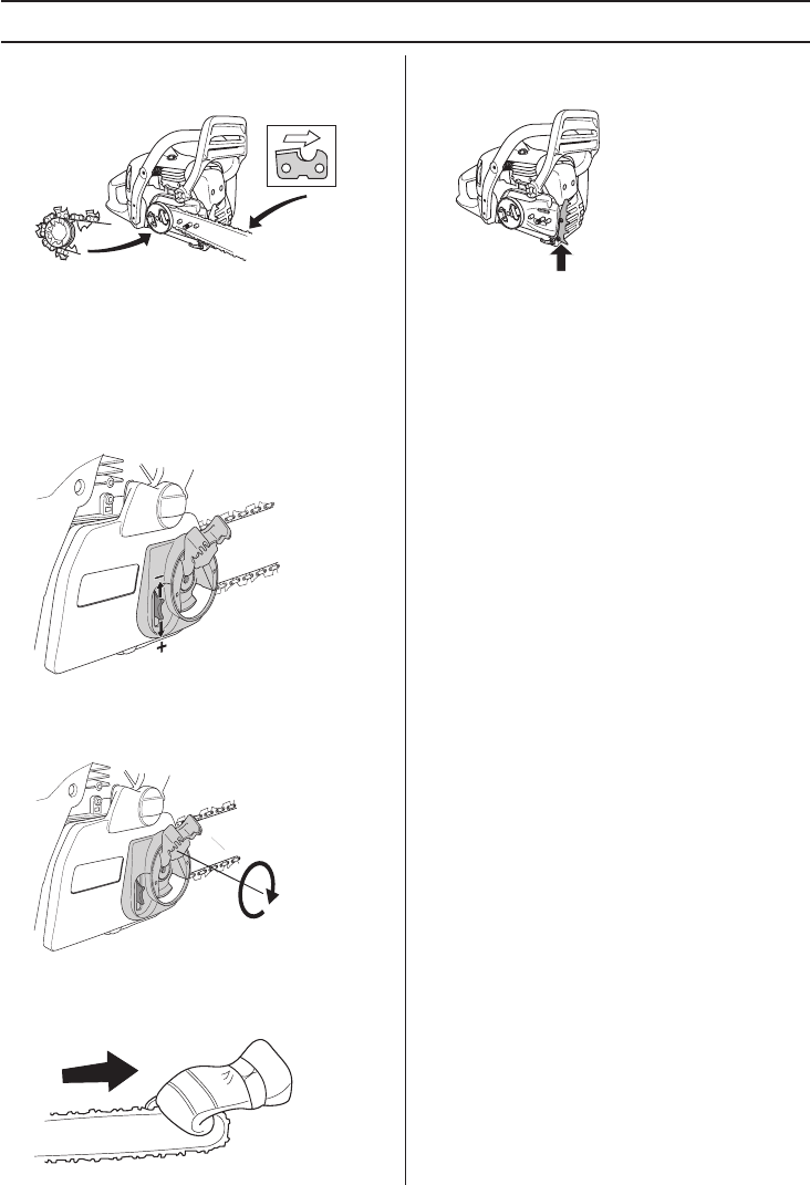 Page 18 of Husqvarna Chainsaw 115 13 81-26 User Guide
