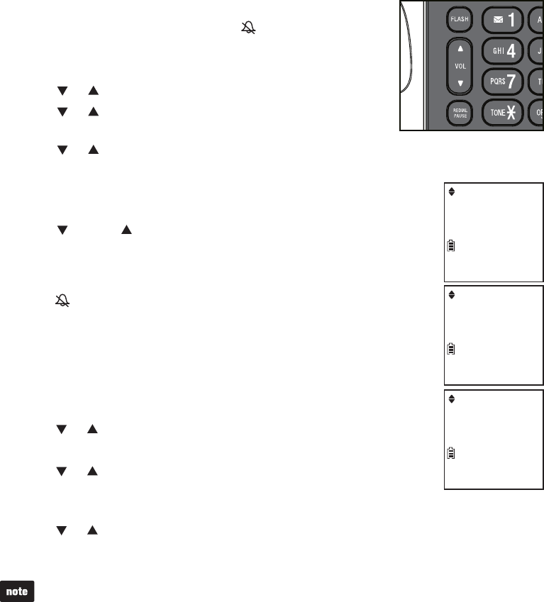Page 26 of VTech Answering Machine dect 6.0 User Guide