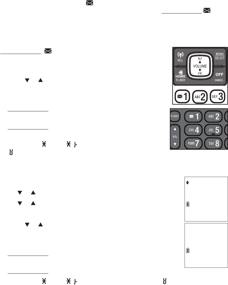 Page 30 of VTech Answering Machine dect 6.0 User Guide