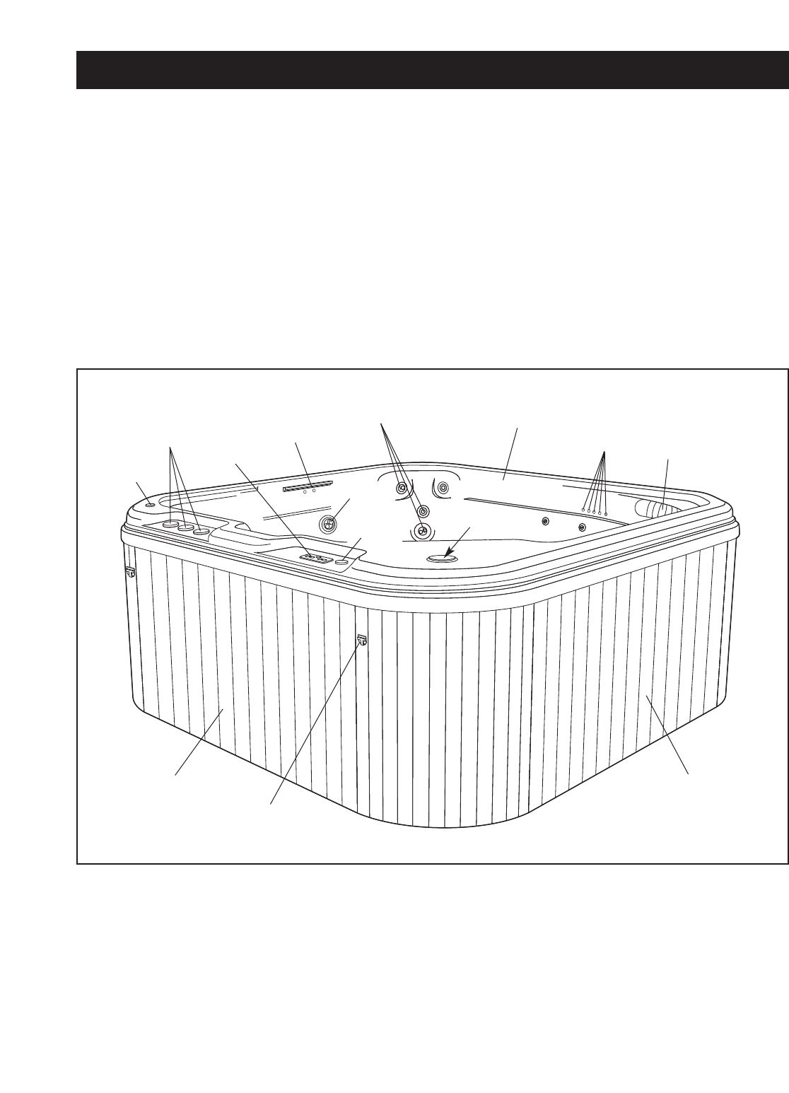 Page 6 of ProForm Hot Tub PFSB43140 User Guide