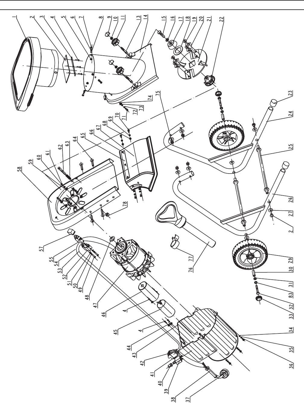 Page 15 of Chicago Electric Chipper 66910 User Guide