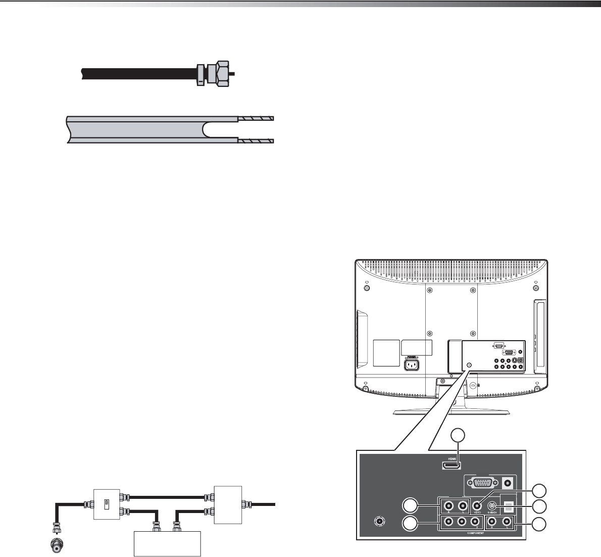 Page 7 of Dynex Flat Panel Television DX-LCD19-09 User