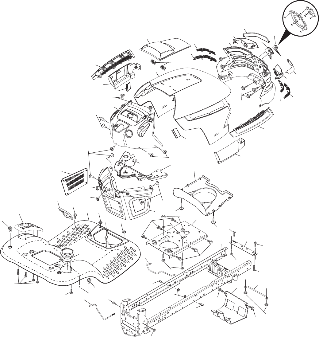 Page 30 of Husqvarna Lawn Mower YTH2348 User Guide