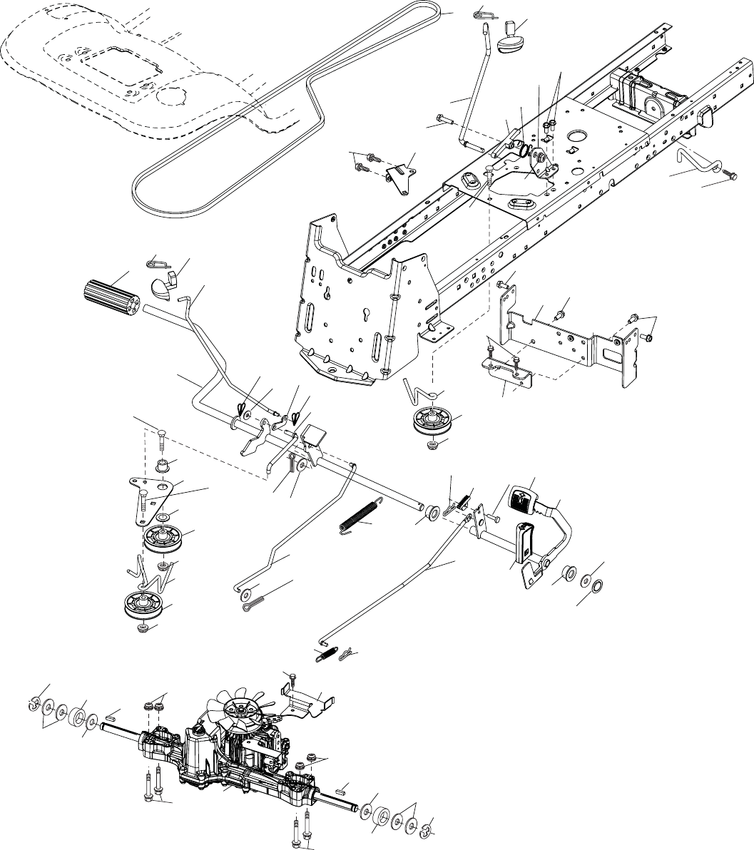 Page 32 of Husqvarna Lawn Mower YTH2348 User Guide