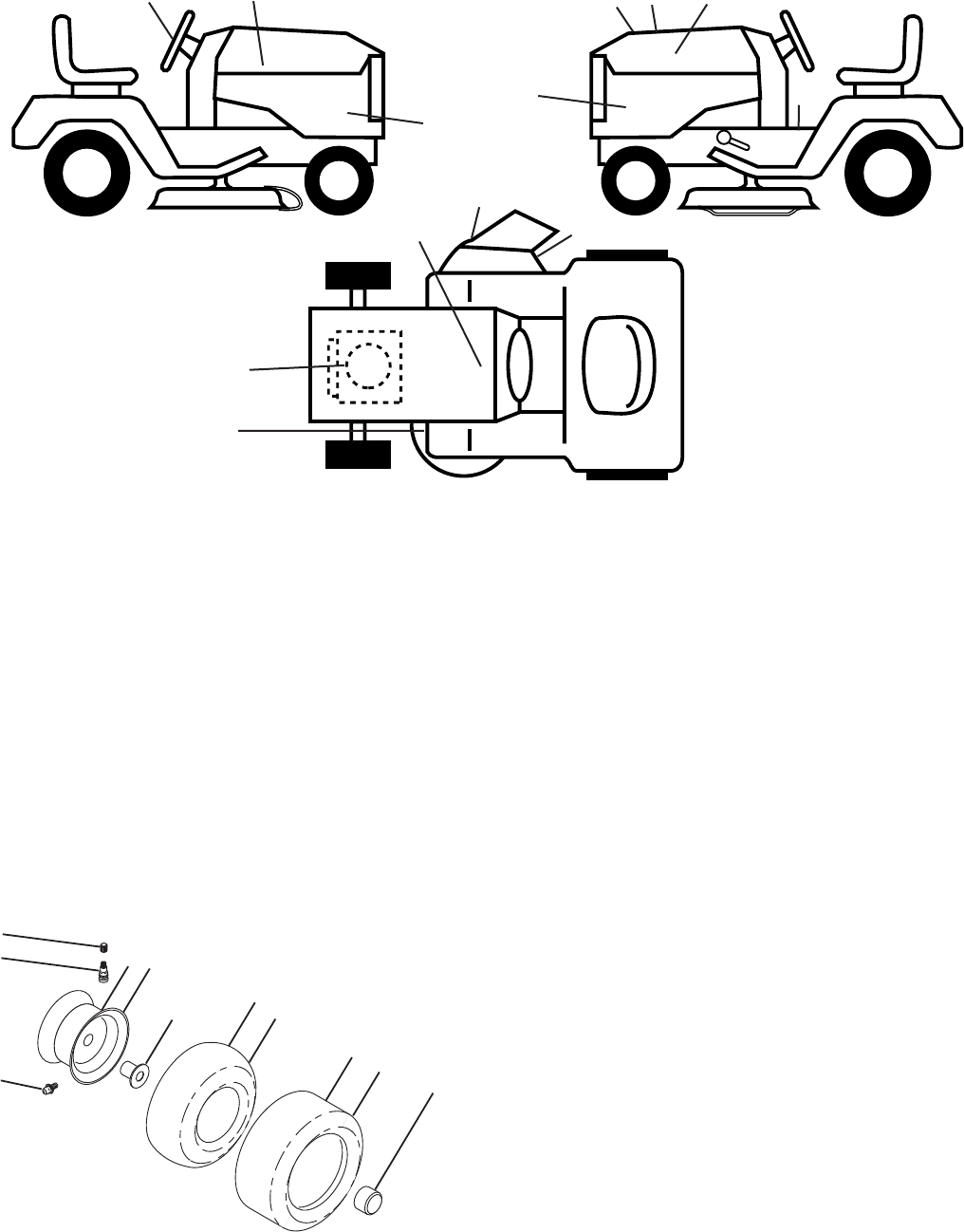 Page 37 of Husqvarna Lawn Mower YTH2348 User Guide