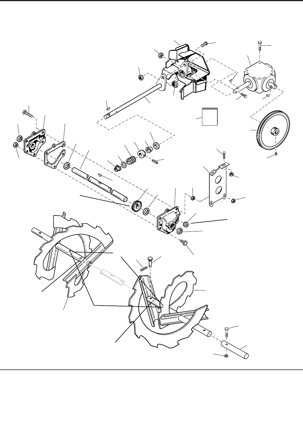 Page 2 of Simplicity Snow Blower 1694238 User Guide