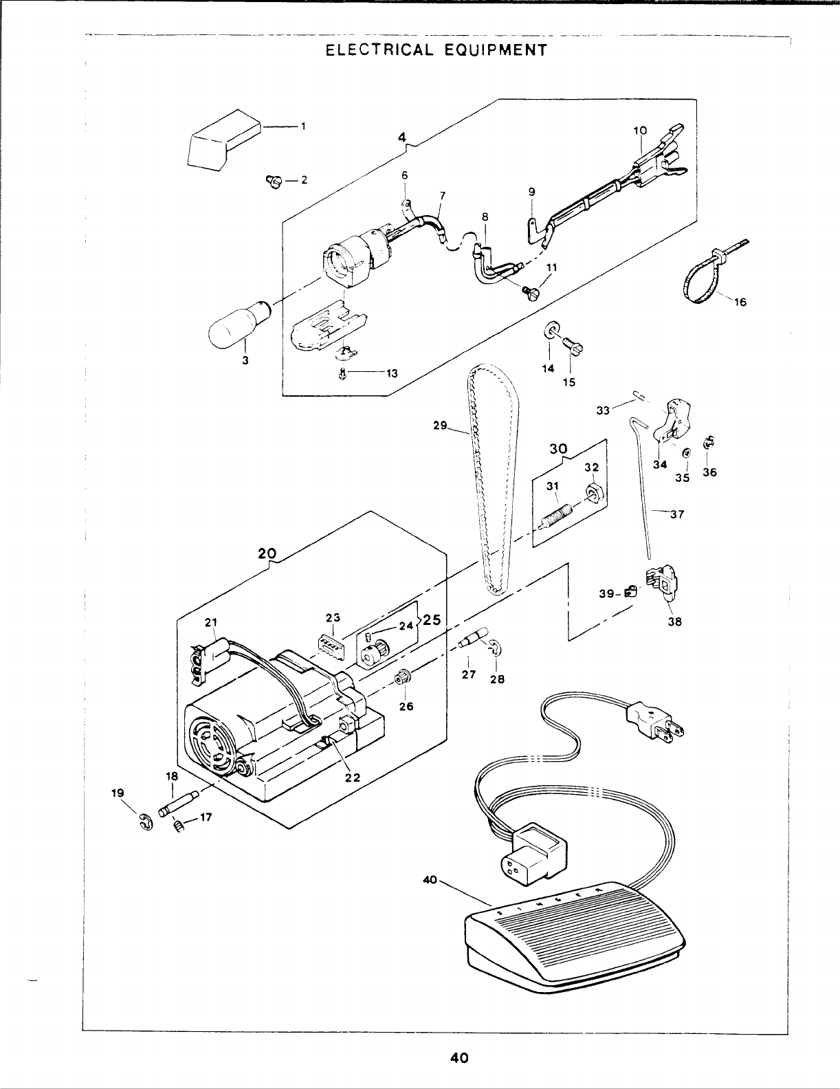 Page 42 of Singer Sewing Machine 1425 User Guide