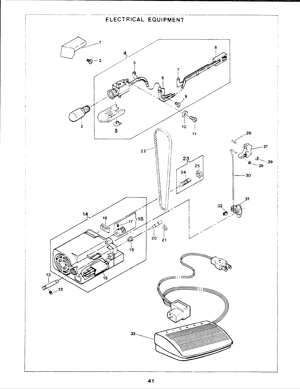 Page 43 of Singer Sewing Machine 1425 User Guide