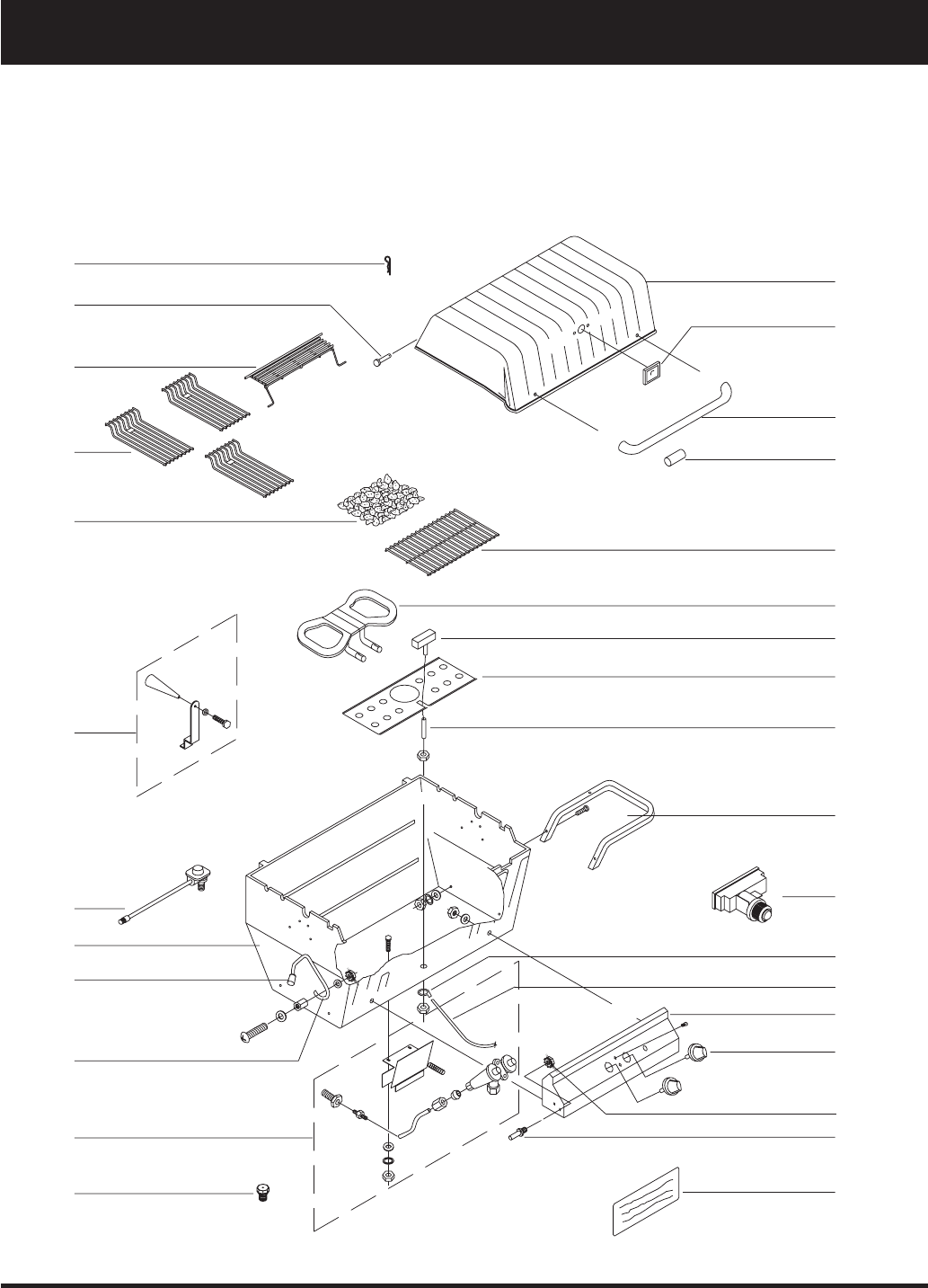Page 5 of Broilmaster Gas Grill P3 User Guide