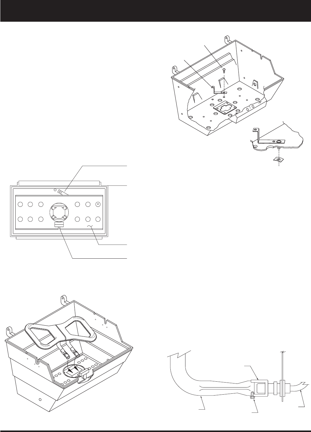 Page 9 of Broilmaster Gas Grill P3 User Guide