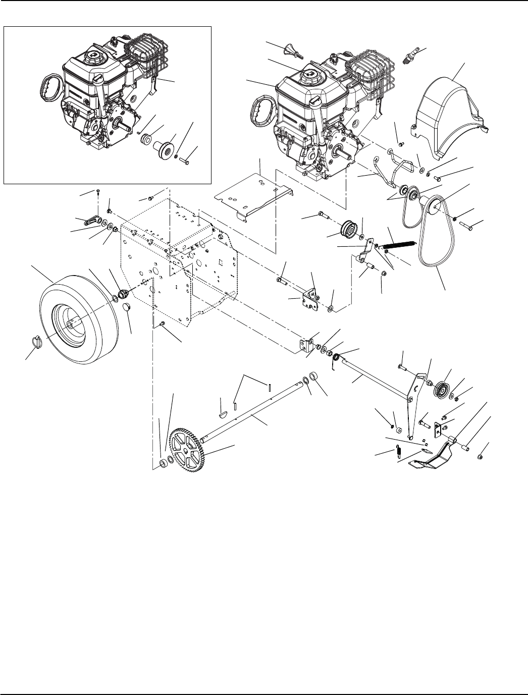 Page 6 of Ariens Snow Blower 920308 Compact 26 User Guide