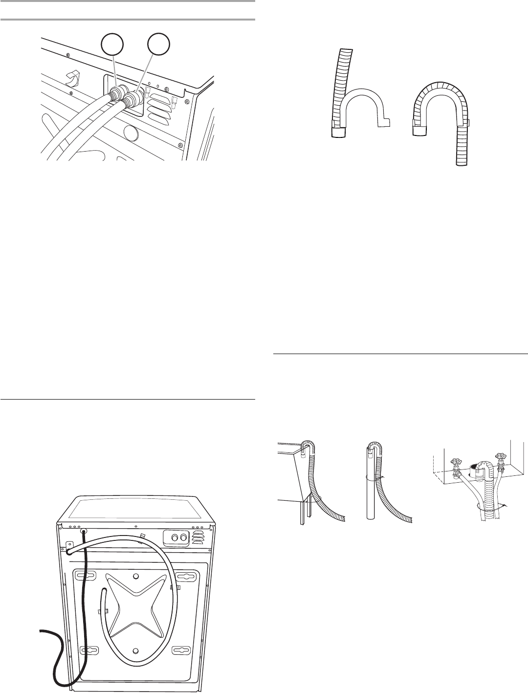 Page 62 of Kenmore Washer 110.4751 User Guide