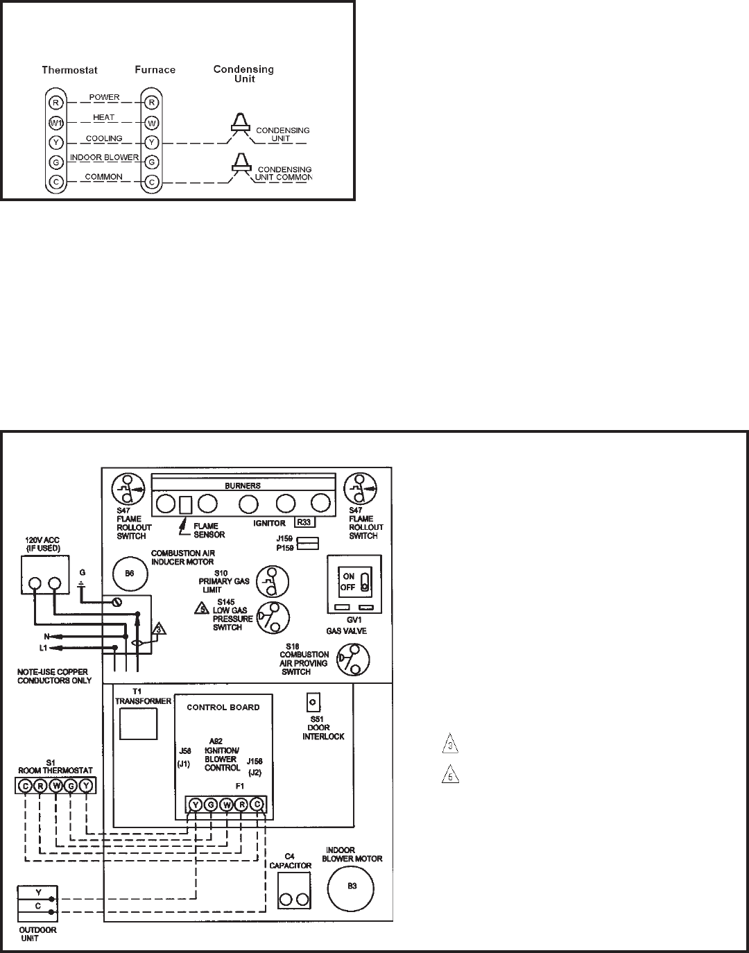 Page 35 of Allied Air Enterprises Furnace 92G1UH User