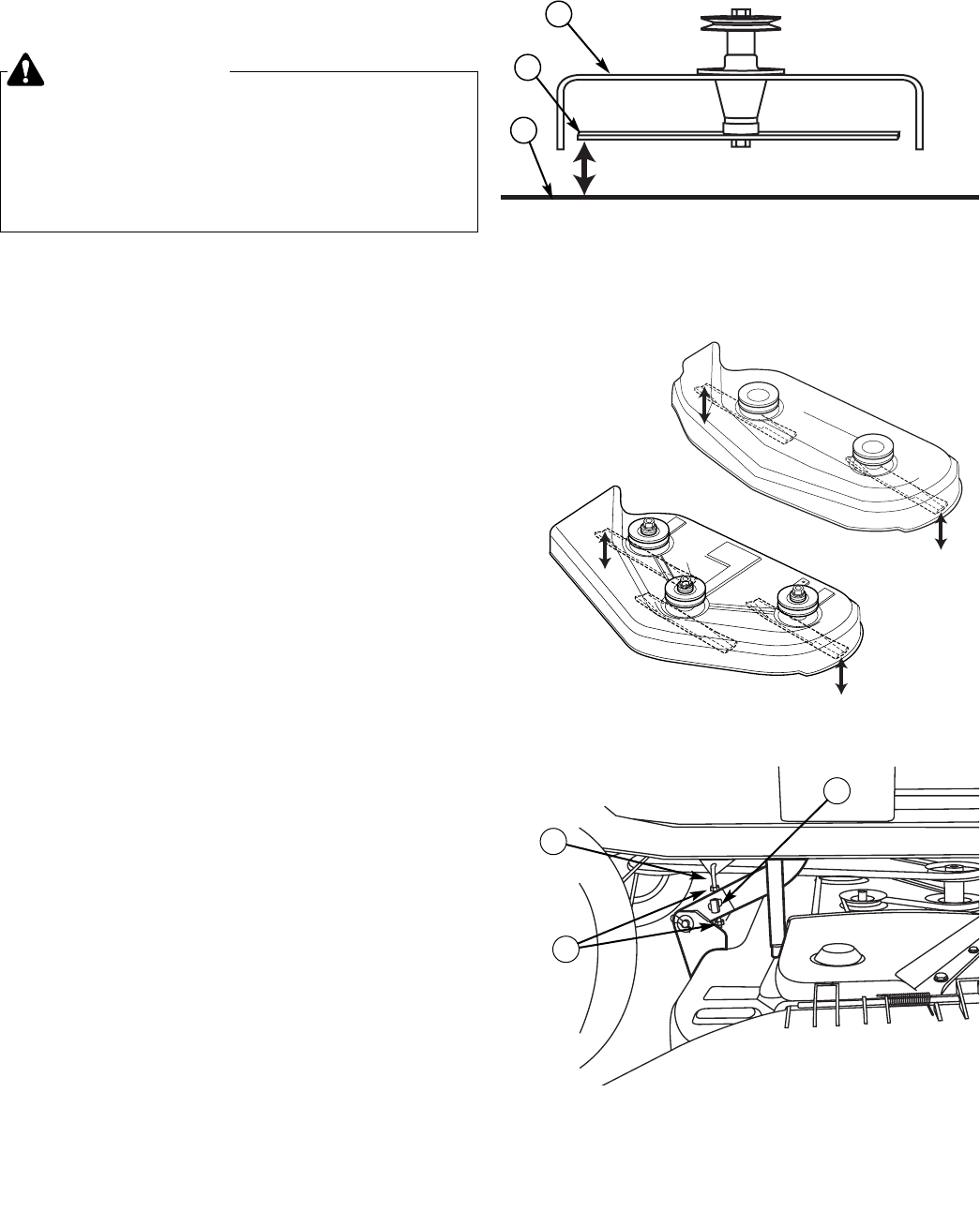 Page 33 of Snapper Lawn Mower 150Z Series User Guide