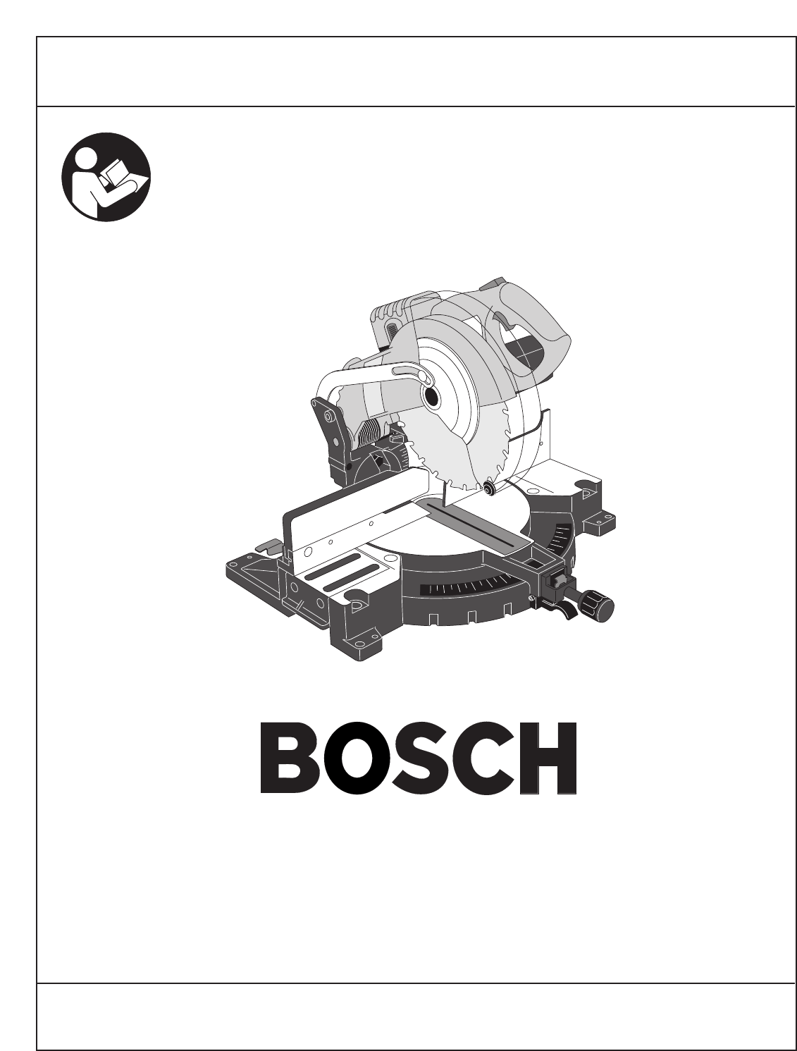 Bosch Power Tools Cordless Saw 3924-24 User Guide
