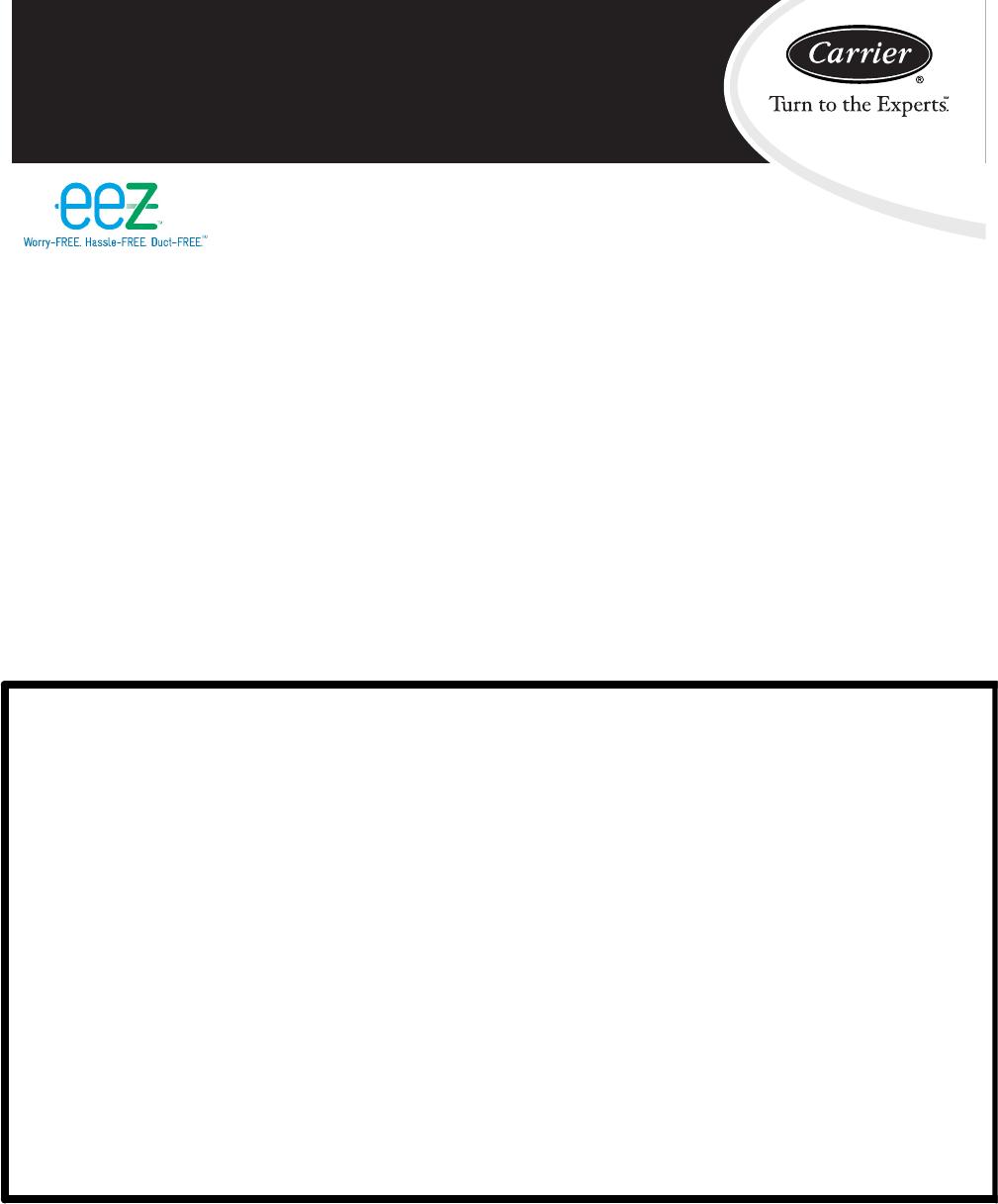 CARRIER 40MVC PDF