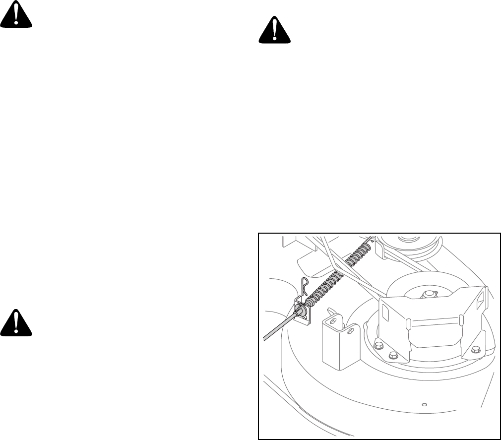 Page 24 of Toro Lawn Mower 71430, 71432 User Guide