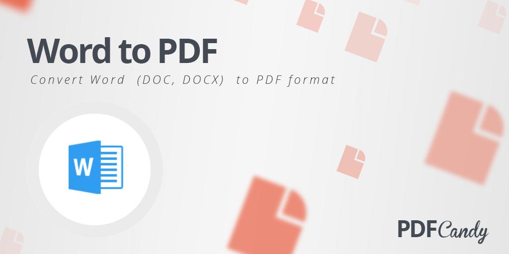 Word إلى Pdf تحويل Word إلى صيغة Pdf بسهولة