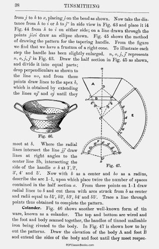 Tinsmithing Instructions and Patterns