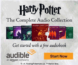 buy harry potter from amazon