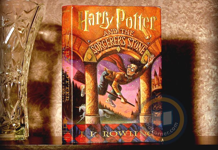 harry potter 1st book pdf download
