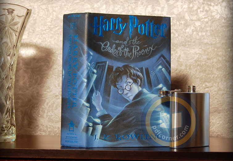 harry potter 5th book pdf download