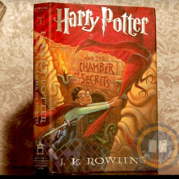 free download harry potter second book