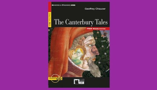 Canterbury Tales Book