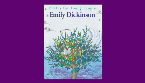 Emily Dickinson Poetry Book
