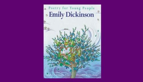 Emily Dickinson Poetry Book