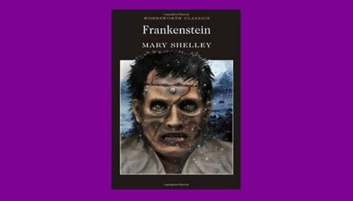 Frankenstein 1818 Edition