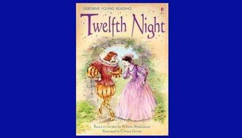 Twelfth Night Book