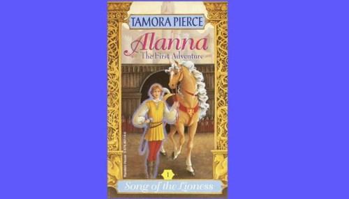 Alanna The First Adventure