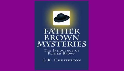 Father Brown Books