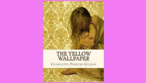 Yellow Wallpaper Book
