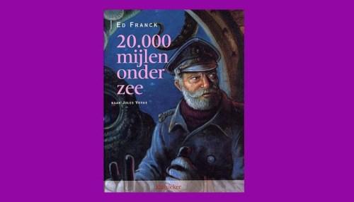 20.000 Mijlen Onder Zee Book